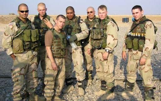 Michael Military Service
